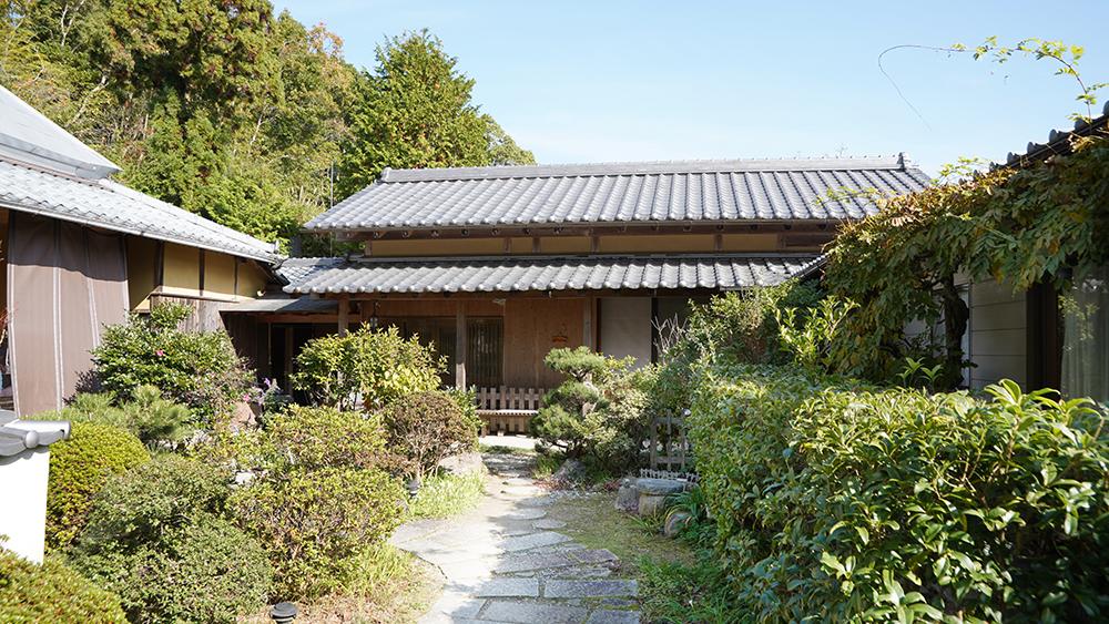 淡路島のゲストハウス I様邸